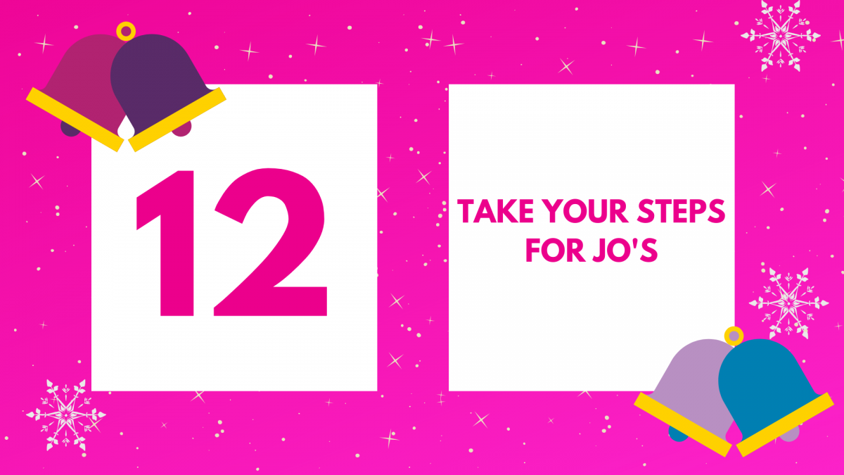 Take Steps for Jo's
