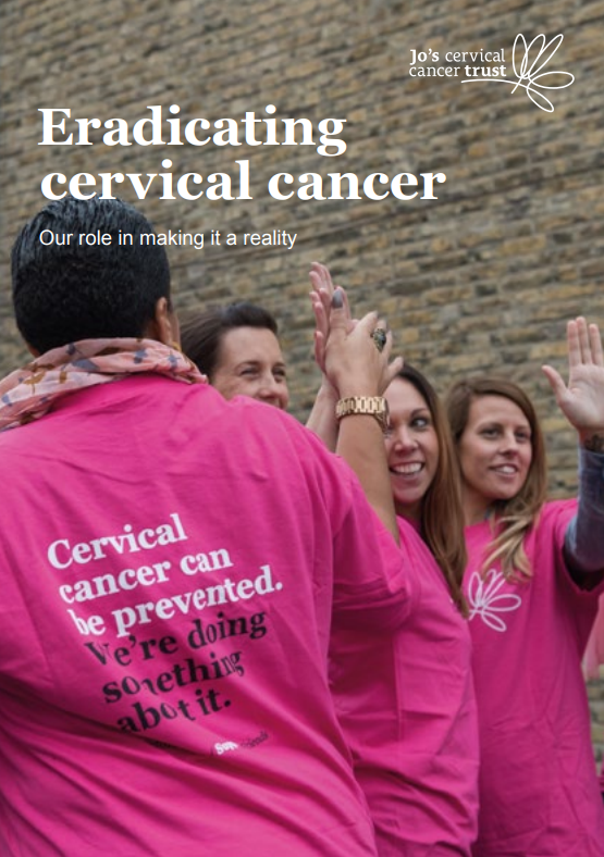 Eradicating cervical cancer: our role in making it a reality