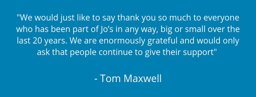 Tom Maxwell quote