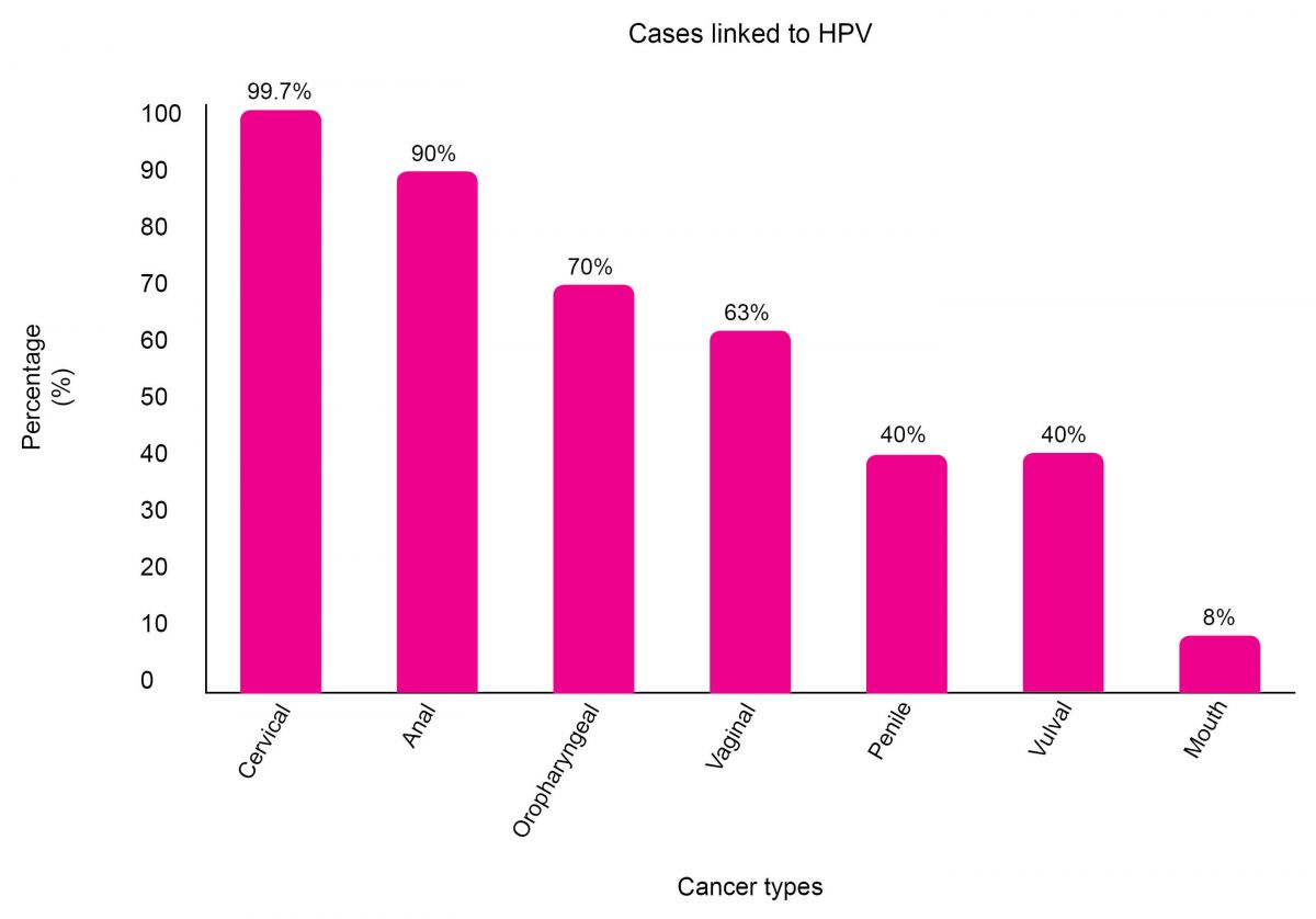 HPV and other cancers | Jo's Cervical Cancer Trust