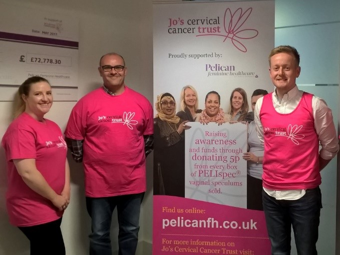 Pelican charity support