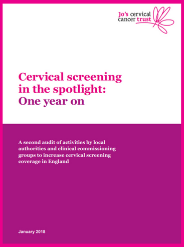 Cervical Screening Spotlight