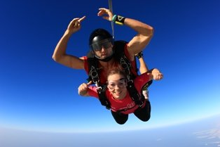 Skydive for Jo's Cervical Cancer Trust