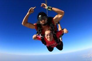 Skydive for Jo's Cervical Cancer Trust