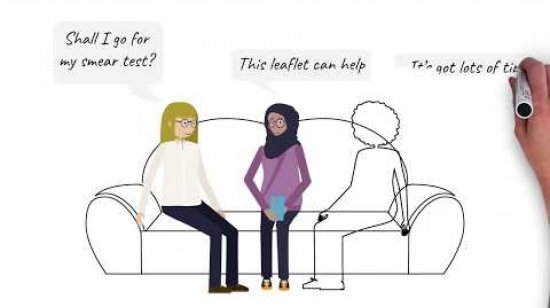 Embedded thumbnail for Support for your cervical screening (smear test)