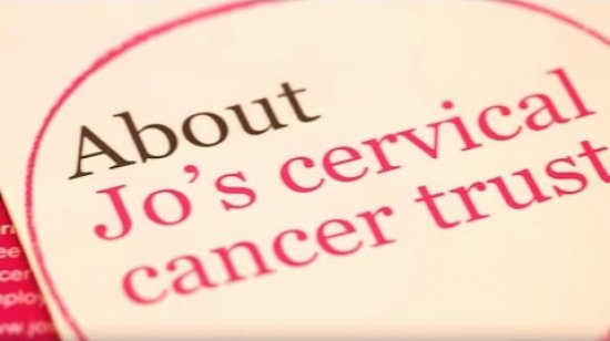 Embedded thumbnail for About Jo's Cervical Cancer Trust
