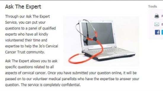 Embedded thumbnail for Our Ask The Expert service