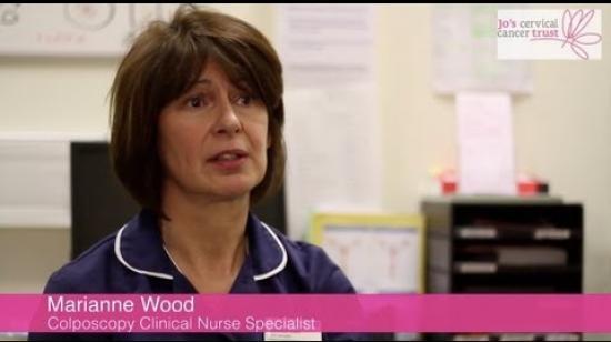 Embedded thumbnail for Cervical cancer symptoms awareness
