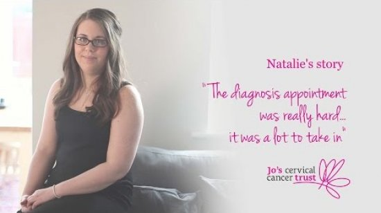 Embedded thumbnail for Cervical cancer stories: Natalie's story