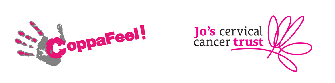 Jo's Cervical Cancer Trust and CoppaFeel