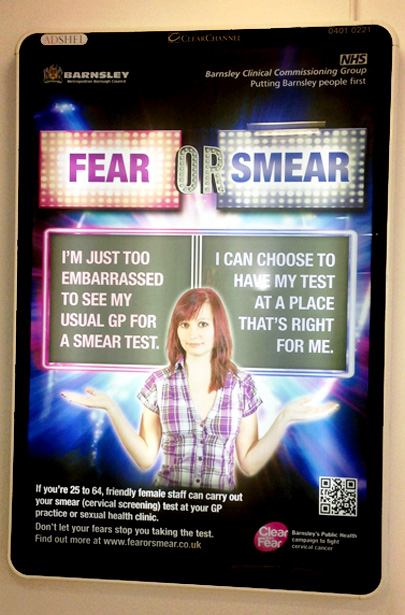 Fear or Smear campaign